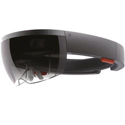 Microsoft HoloLens 1 AR-Brille Development Edition